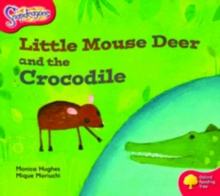 Image for Oxford Reading Tree: Level 4: Snapdragons: Little Mouse Deer and the Crocodile