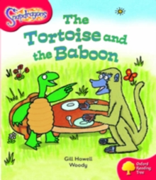 Image for Oxford Reading Tree: Level 4: Snapdragons: The Tortoise and the Baboon