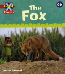Image for Project X Phonics: Red 6b The Fox
