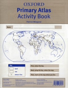 Image for Oxford Primary Atlas Activity Book