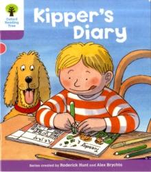 Image for Kipper's diary