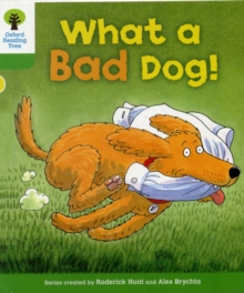Image for What a bad dog!