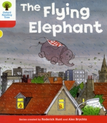Image for The flying elephant