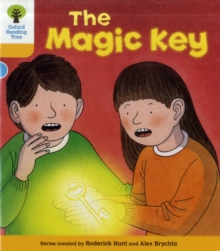 Image for The magic key