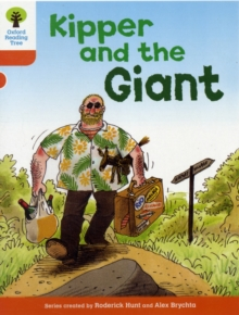 Image for Kipper and the giant
