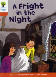 Image for A fright in the night