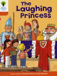 Image for The laughing princess
