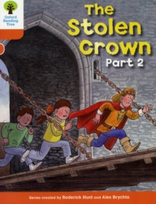 Image for The stolen crownPart 2