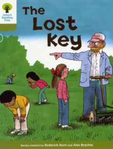 Image for The lost key