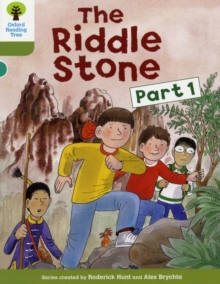 Image for The riddle stonePart 1