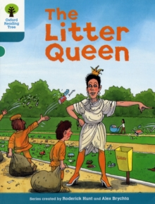 Image for The litter queen
