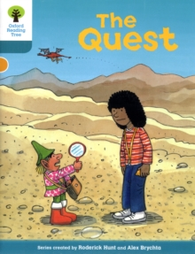 Image for The quest