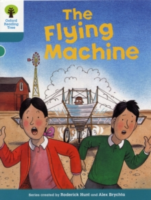 Image for The flying machine