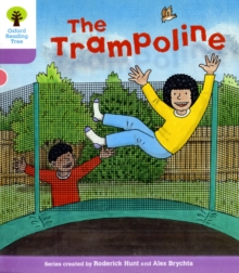 Image for The trampoline