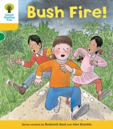 Image for Oxford Reading Tree: Level 5: Decode and Develop Bushfire!