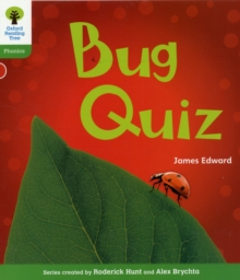 Image for Bug quiz