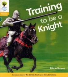 Image for Training to be a knight