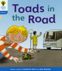 Image for Toads in the road