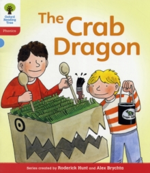 Image for The crab dragon