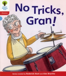 Image for No tricks, Gran!