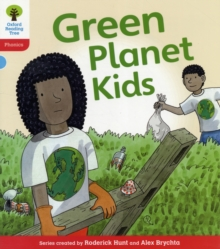 Image for Green planet kids