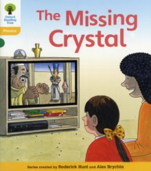 Image for The missing crystal