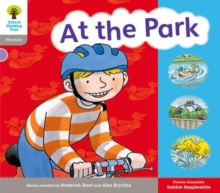 Image for Sounds and letters: At the park