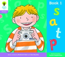 Image for Oxford Reading Tree: Level 1+: Floppy's Phonics: Sounds and Letters: Pack of 6