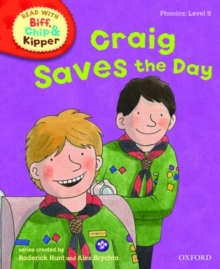 Image for Craig saves the day