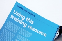 Numicon: Working with Numicon Training Resource and DVD -
