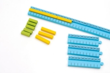 Numicon: 1-100cm Number Rod Track - Oxford University Press