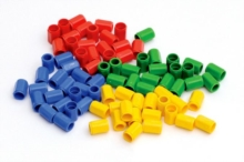 Numicon: 80 Coloured Pegs - Oxford University Press