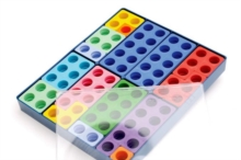 Numicon: Box of 80 Numicon Shapes -
