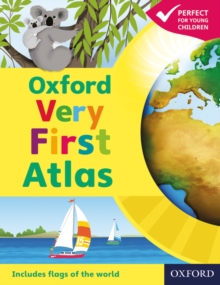 Image for Oxford very first atlas 2011