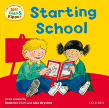 Starting school - Hunt, Roderick