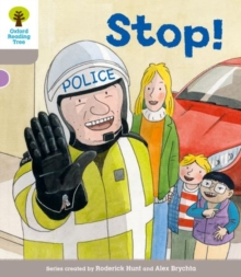 Image for Oxford Reading Tree: Level 1 More a Decode and Develop Stop!