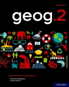 Image for Geog.2 student book