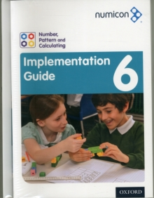 Image for Number, pattern and calculating6: Teaching resource handbook