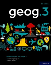 Image for geog.3 Student Book