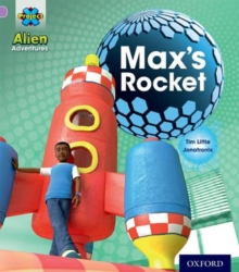 Image for Project X: Alien Adventures: Lilac:Max's Rocket