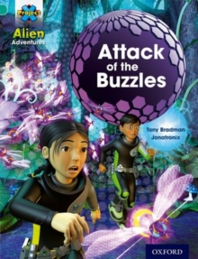Image for Project X: Alien Adventures: Turquoise: Attack of the Buzzles