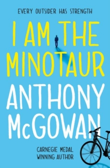 I am the minotaur - McGowan, Anthony