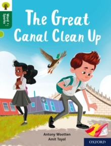 Image for The great canal clean up