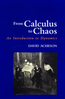 Image for From calculus to chaos  : an introduction to dynamics