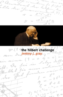 Image for The Hilbert challenge