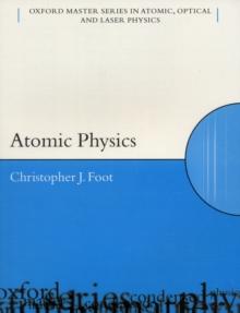 Image for Atomic physics