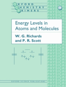 Image for Energy Levels in Atoms and Molecules