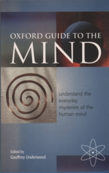 Image for The Oxford guide to the mind