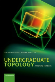 Image for Undergraduate topology  : a working textbook