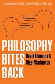 Image for Philosophy bites back